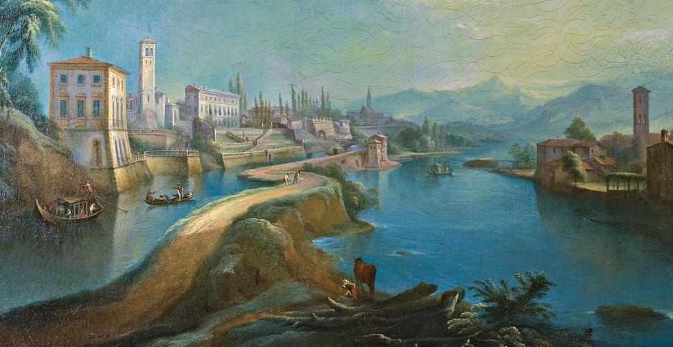 Abdua Fluens, l'Adda tra '700 e '800