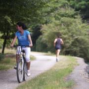 Su e giù per l'Adda, itinerari ciclopedonali