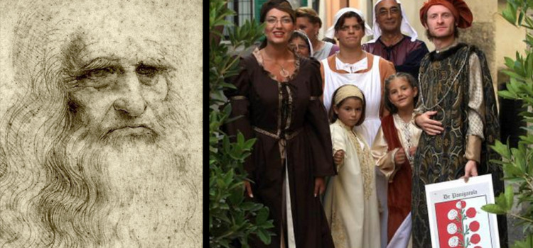 "Vaprio, una sfilata per ""salutare"" Leonardo"