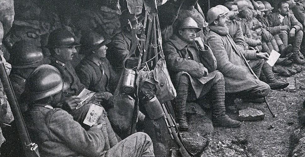 Imbersago, un sabato con la Grande Guerra