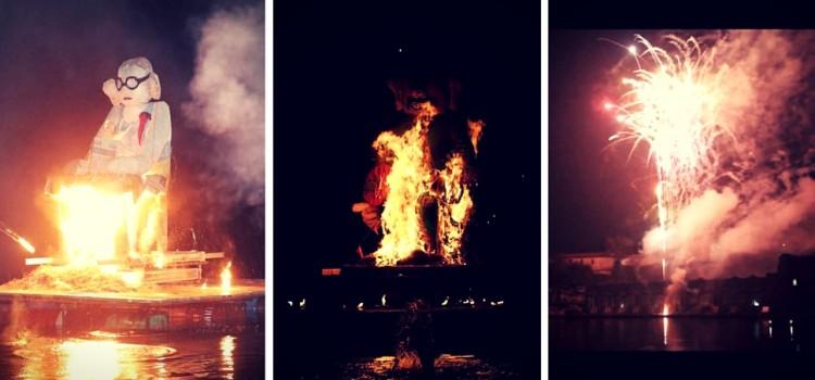 Il Povero Piero anche per quest'anno brucia a Trezzo sull'Adda!