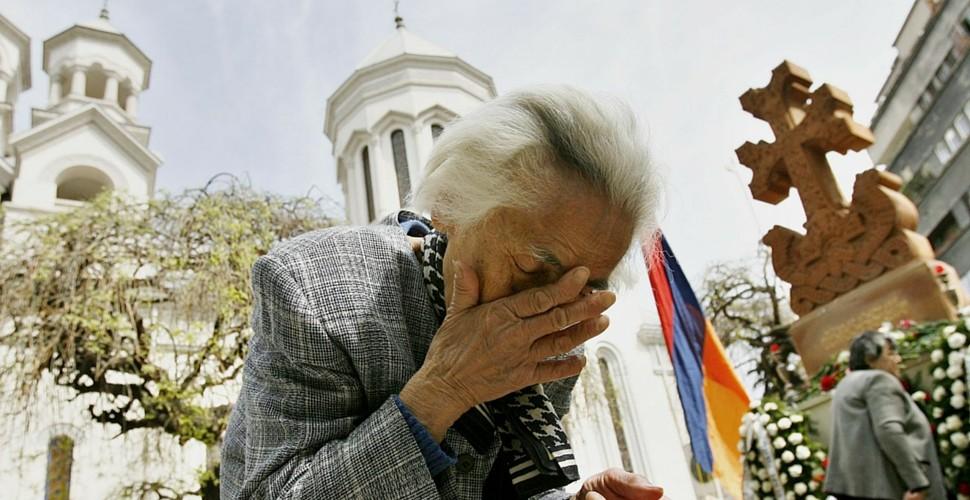 """""""Il Grande Male"""", percorso di conoscenza e riflessione sul genocidio del popolo armeno."""