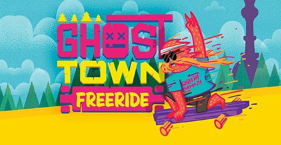 """A Consonno la prima edizione della """"Ghost Town – FREERIDE"""""""
